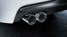 Original BMW Auspuffblende M Performance Endrohrblende F30 F31 F32 F36 18d 20d