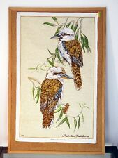 Tea Towel - Australian Kookaburra - 100% Cotton