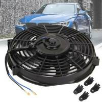 10 Inch  80W 12V Car Electric Radiator Intercooler Push Pull Cooling Cooler Fan