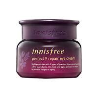 Innisfree Perfect 9 Repair Eye Cream 30ml Free gifts