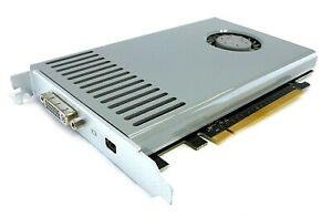 Apple Mac Pro NVIDIA GeForce GT120 512MB PCIE Graphics Video Card A1289 4,1 2009