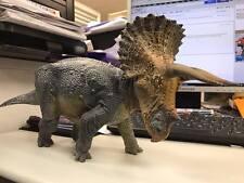 Dinosaur Vinyl PVC Model Figure Figurine Triceratops 1/15 Scale