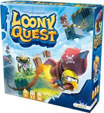 Asmodee Loony Quest Gesellschaftsspiel Kinderspiel Mehrspieler Spiel Spielzeug
