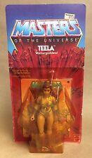 Teela MOTU Masters of the Universe 8 Back Vintage MOC
