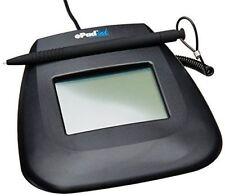 EPad-Tinta VP9805 lector de captura electrónica Signature Pad Con Usb + LCD * NEW *