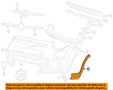 FIAT OEM 16-18 500X-Fender Liner Left 68285104AA
