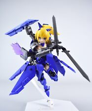 1/12 Anime PrettyArmor Pa Frame Arms Girl Gundam Action Figure Model Kit Ver.1
