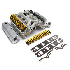 Ford SB 289 302 Solid FT 210cc Cylinder Head Top End Engine Combo Kit