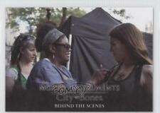 2013 Leaf The Mortal Instruments: City of Bones Behind the Scenes BHS-5 Card 0a1