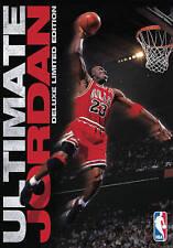 ULTIMATE JORDAN New 7 DVD Set 5 Complete Games Michael Jordan Chicago Bulls