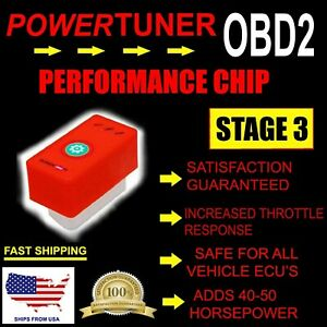 Performance Chip for Ford F250 5.4L 6.2L 6.8 Truck Programmer Save Gas 1996-2019