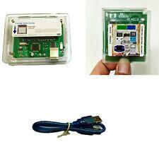 For Flash Boy NS Gameboy 16Mbit 256KB Dumper Flasher FRAM + Flashcard + USB Cord
