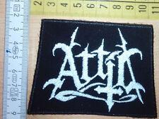 Attic RARE Survêtement patch; mercyful fate; King Diamond; Ghost