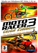 Moto Racer 3 Gold Edition PC Game