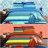 Prism Design Premium Quality Printed Duvet Quilt Cover Bedding Set All Sizes