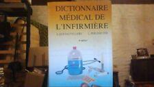 Dictionnaire médical de l'infirmière de Quevauvilliers | Livre | d'occasion