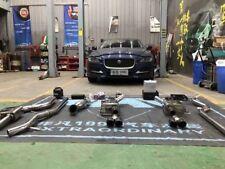 Jaguar XE Cende Valvetronic Performance Exhaust System