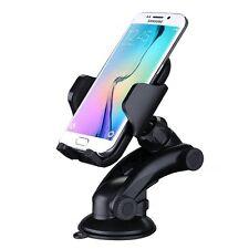 Soporte para Teléfono Móvil Coche Parabrisas Universal Ajustable Súper Fuerte palo grande