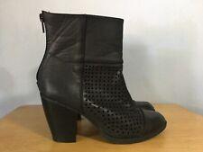 Diba Black Boots Size 6