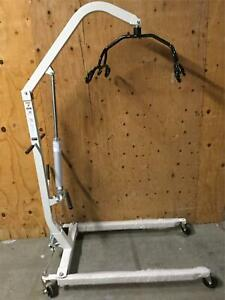 Joerns Hoyer HML400 Hydraulic Manual Medical Patient Lift