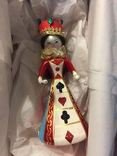 Pre Owned DE CARLINI Bergdorf Goodman Queen Figurine
