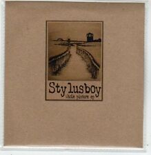 (FF650) Stylusboy, Whole Picture EP - 2011 DJ CD