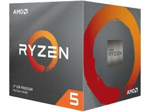 AMD Ryzen 5 3600X 6-Core 12-Thread Unlocked Processor w/ Wraith Spire Cooler