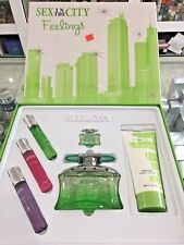 SEX IN THE CITY FEELINGS 6 PIECE GIFT SET
