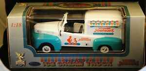 New Road Legends Howard Johnson's 1948 Ford F-1 Ice Cream Truck 1:18 MINT IN BOX