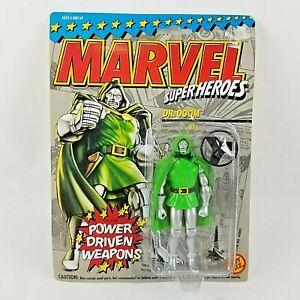 Marvel Super Heroes DR DOOM Action Figure 1993 Toy Biz New Sealed