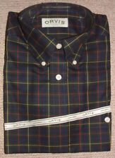 ORVIS CHECK COTTON SHIRT BRAND NEW
