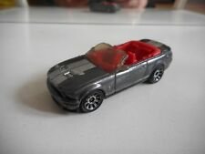 Matchbox Ford Mustang SHelby GT 500 Convertible in Grey