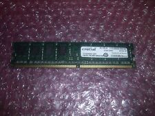 Crucial CT12864AA667.C8FH  1GB PC2-5300 DDR2 667MHZ 240 PIN PC Memory