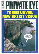 PRIVATE EYE MAGAZINE #1480 ~ 5th - 18th OCTOBER 2018 ~ NEW ~