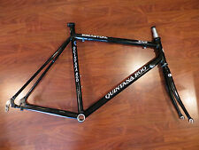 QUINTANA ROO KILO EASTON TUBING 650 TRIATHLON TT BIKE FRAME SET 55 CM TT 57 ST