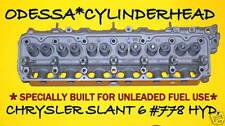 CHRYSLER PLYMOUTH DODGE SLANT SIX 778 3.7 CYLINDER HEAD REBUILT