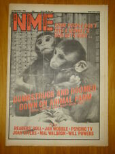 NME 1983 DEC 17 ANIMAL FARM JAH WOBBLE MAL WALDRON