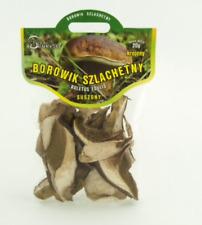 Seweryn Dried Porcini Mushrooms Polish  (Borowik Shlachetny) Sliced 20gr(0.7oz)