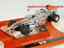 D10080 SCX Digital Vodafone McLaren Mercedes MP4-26 - Jensen Button - New