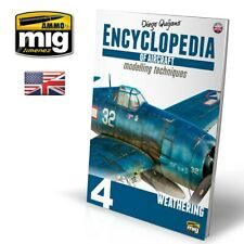 AMIG6053ENCYCLOPEDIA OF AIRCRAFT MODELLING TECHNIQUES VOL.4: WEATHERING (Englis