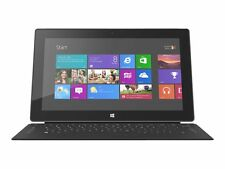 Microsoft Surface RT Black Tablet 64GB with magnetic Type and Touch Keypad