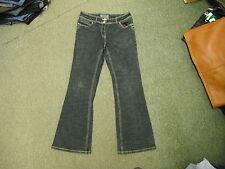 "Next Bootcut Size 12 Leg 31"" Faded Dark Blue Ladies Jeans"