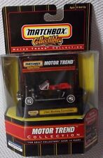 """1964-1/2 MUSTANG CONVERTIBLE (3"""" Long) w/RR MATCHBOX 1999 Motor Trend Collection"""