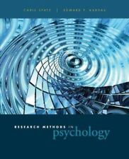 Research Methods in Psychology: Ideas, Techniques, and Reports, Kardas, Edward,