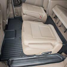 3rd Row Black For Dodge Grand Caravan All Weather 2013-2020 ToughPRO Floor Mats