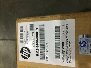 RM2-6460-000CN / RM2-6418 .  HP OEM Fixing assy - Fuser assy New OEM Sealed--