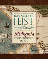 New Midkemia : The Chronicles of Pug by Stephen Abrams & R. E. Feist (Hardcover)