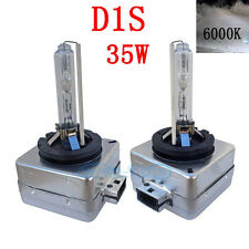 2 Pieces HID Xenon AC Headlight BULB 6000k D1S For Audi A4 Avant 2002-2006 AM