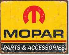 Garage Tin Signs MOPAR Vintage Advertising Metal Signs Retro Tin Signs 1315