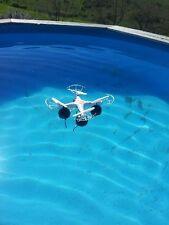 Floatball, Systeme de sécurité pour drone ,pour survoler un plan d'eau, DJI ....